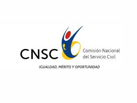Logo Comisión Nacional del Servicio Civil