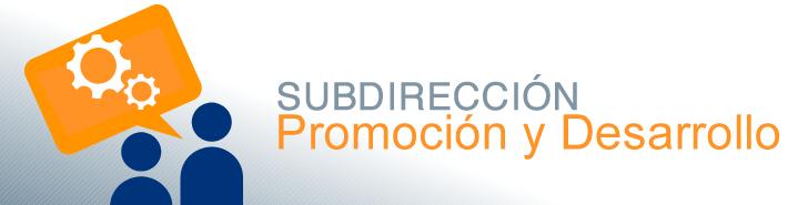 Banner Subdirección educativa y desarrollo