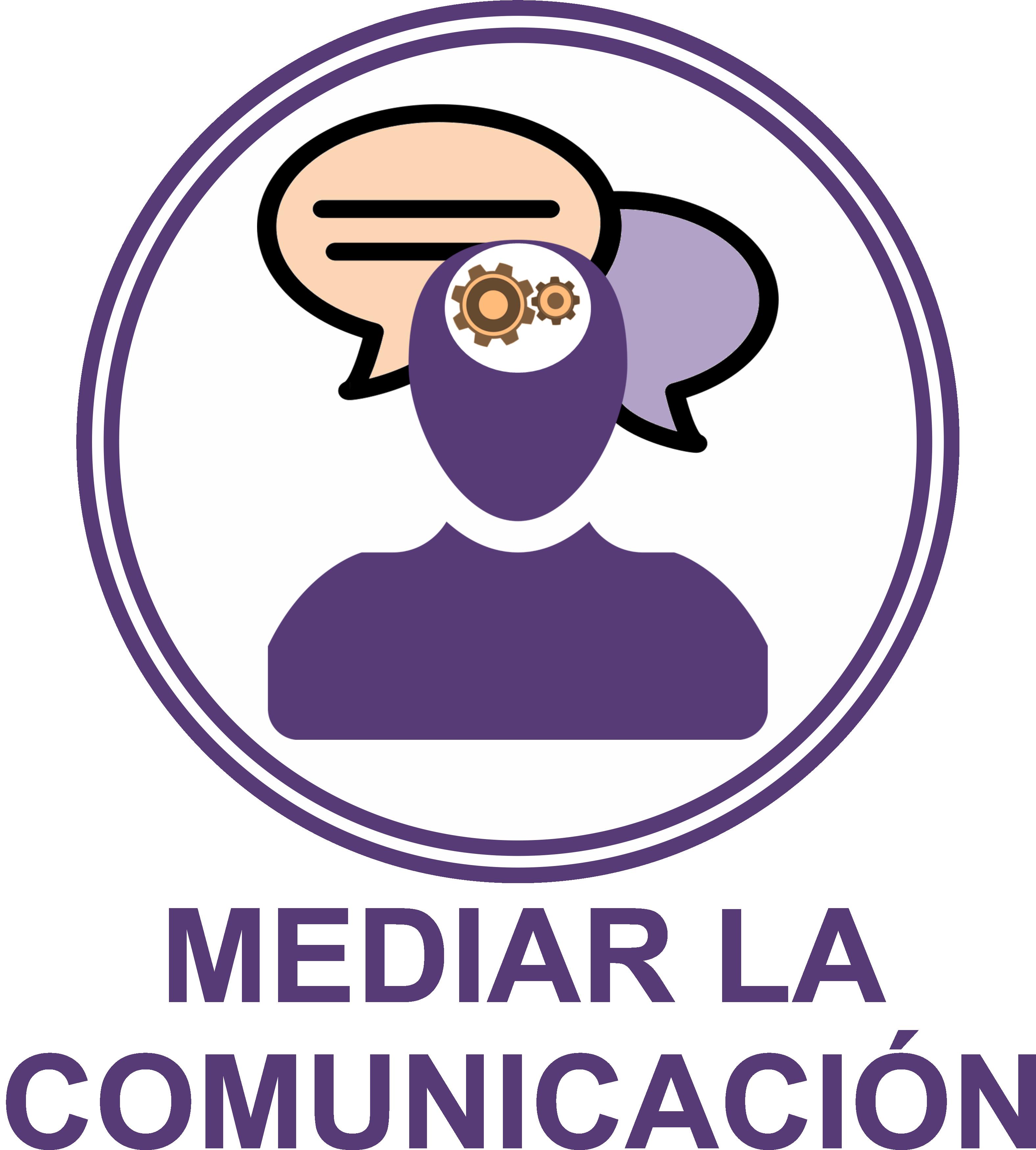 Icono 1 mediar la comunicación