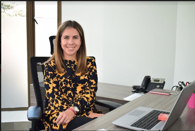 Natalia Martínez Pardo Directora General del INSOR