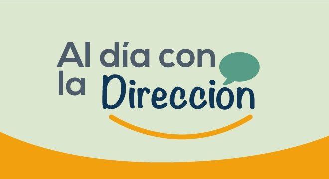 Banner Al Día con la Dirección