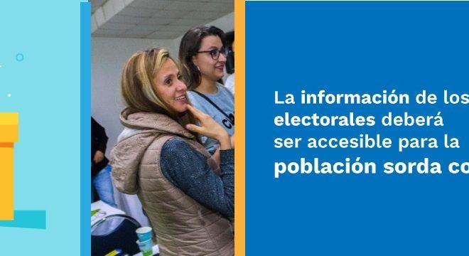 Banner Resolución 1711 del 8 de Mayo de 2019 del Consejo Nacional Electoral