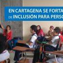 En Cartagena se fortalecen procesos de Inclusión para Personas Sordas