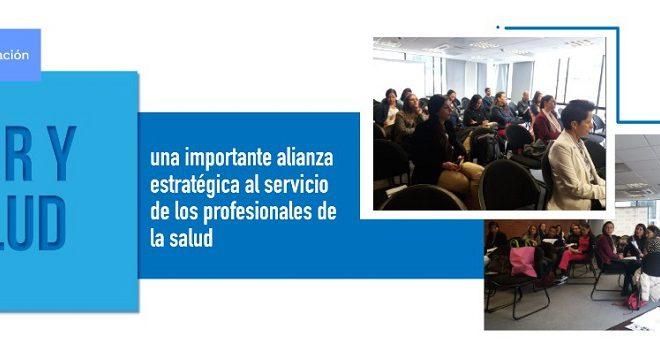 El INSOR y MinSalud: una importante alianza estratégica al servicio de los profesionales de la salud