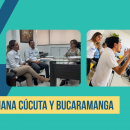 Visitas territoriales Cúcuta y Bucaramanga