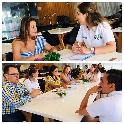 Collage Fotografías Visita Departamento Tolima - INSOR - Miembros de ASORTOL