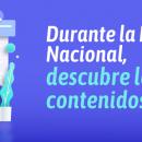 Banner durante la emergencia nacional, descubre los mejores contenidos en LSC