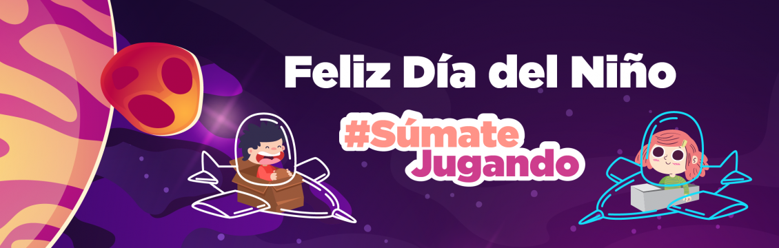 Feliz Día del Niño en Colombia